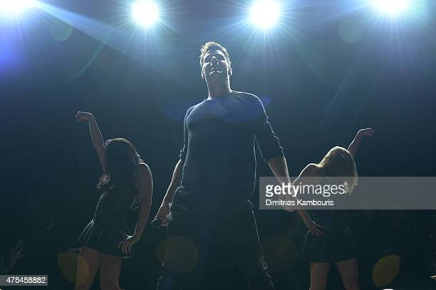 Ricky Martin performs at 1035 KTU's KTUphoria 2015 at Nikon at Jones Beach Theater on May 31 2015 in Wantagh New York