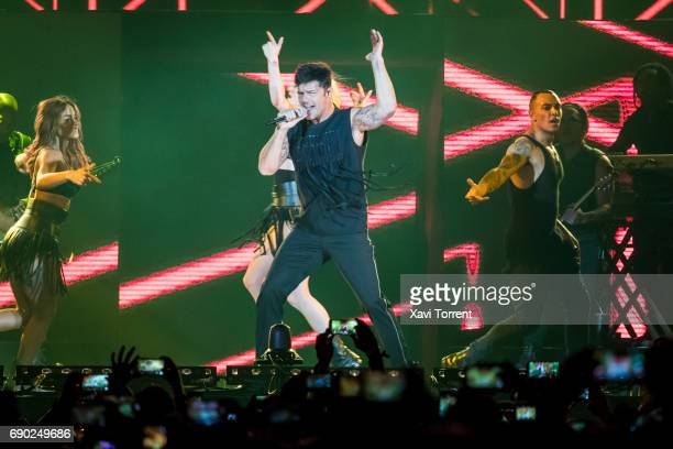 Ricky Martin performs in concert at Palau Sant Jordi on May 30 2017 in Barcelona Spain