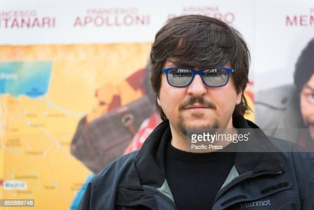 Ricky Memphis attends the photocall of 'Ovunque Tu Sarai'