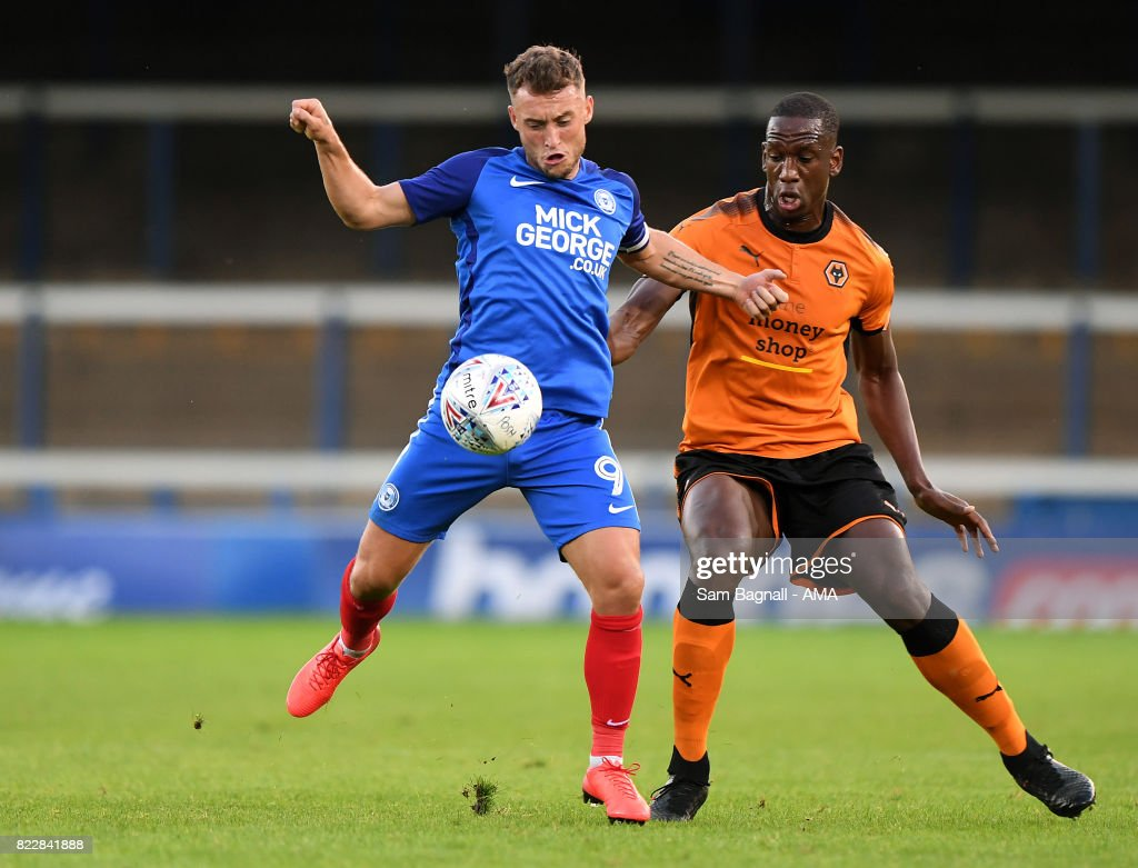 Peterborough v Wolverhampton Wanderers - Pre Season Friendly