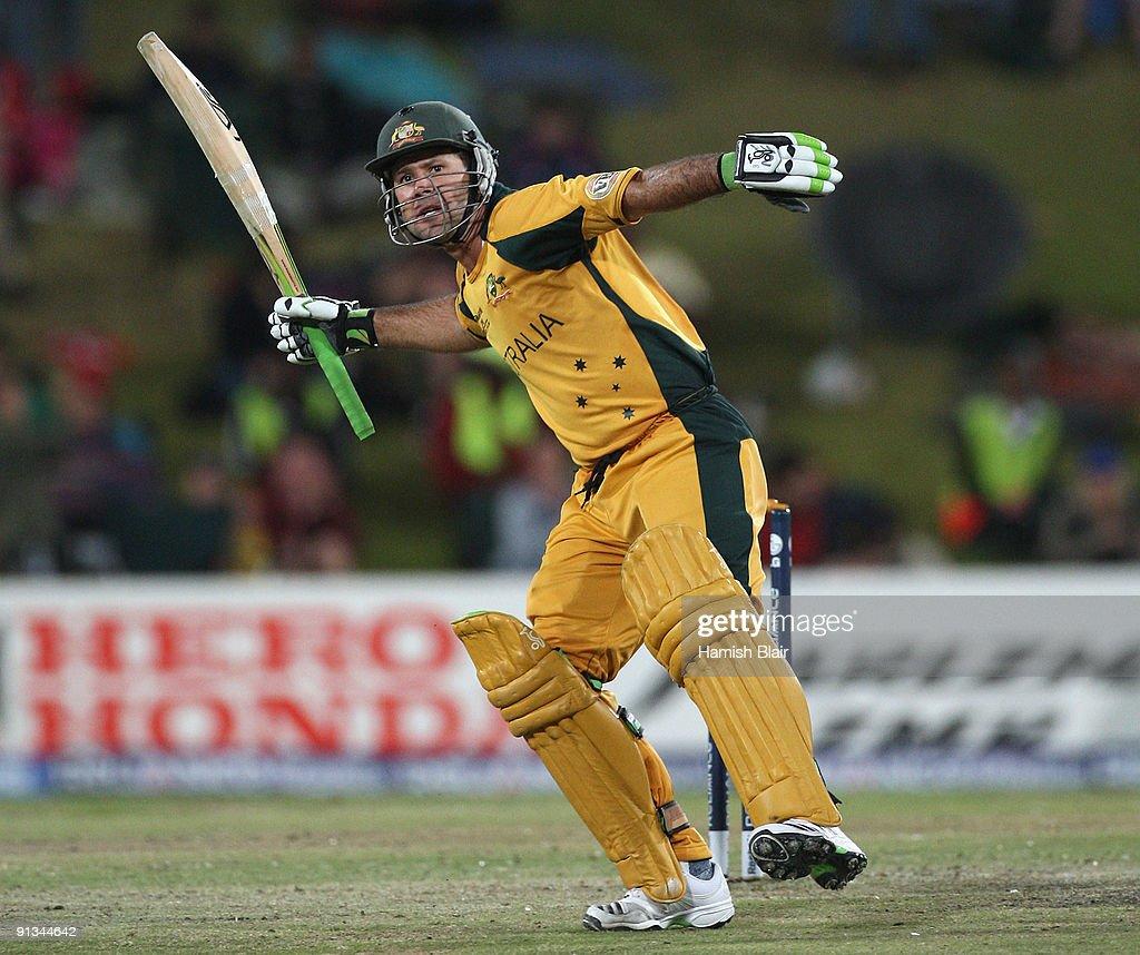 Australia v England - ICC Champions Trophy Semi Final