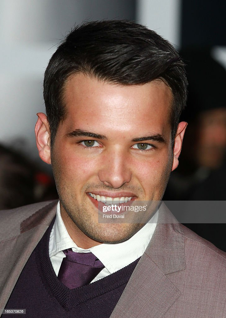 Ricky Rayment attends the UK Premiere of 'Olympus Has Fallen' at BFI IMAX on April 3, 2013 in London, England.