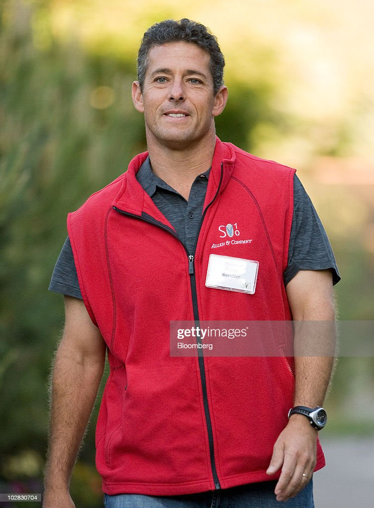 Ricky Sandler, president of Eminence Capital, arrives for morning sessions at the 28th annual Allen & Co. Media and Technology Conference in Sun Valley, Idaho, U.S., on Saturday, July 10, 2010. Allen & Co., the boutique New York investment bank, invites executives from start-ups in media and technology to mingle with bankers and moguls at the event. The mixture, along with presentations trumpeting new business models, has led to acquisitions and investments in the past. Photographer: Matthew Staver/Bloomberg via Getty Images