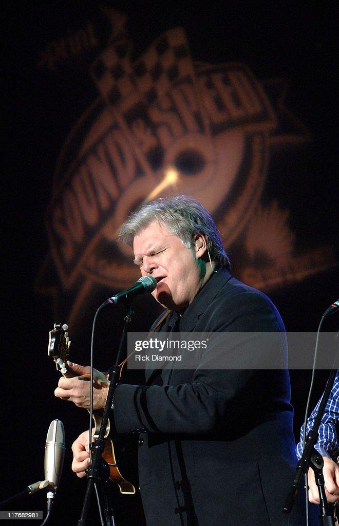 Ricky Skaggs during Sprint and SunTrust presents Sound & Speed - Day1 at Wildhorse Saloon in Nashville, TN., United States.