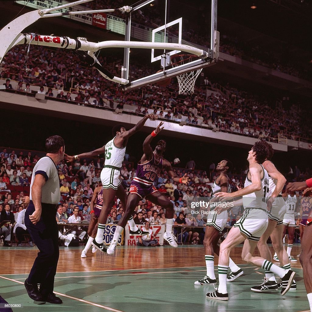 1976 NBA Finals Phoenix Suns vs Boston Celtics