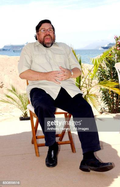 Ricky Tomlinson poses for photographers during a photocall for his new film 'Once upon a time in the Midlands' at the Grand Hotel beach during the...