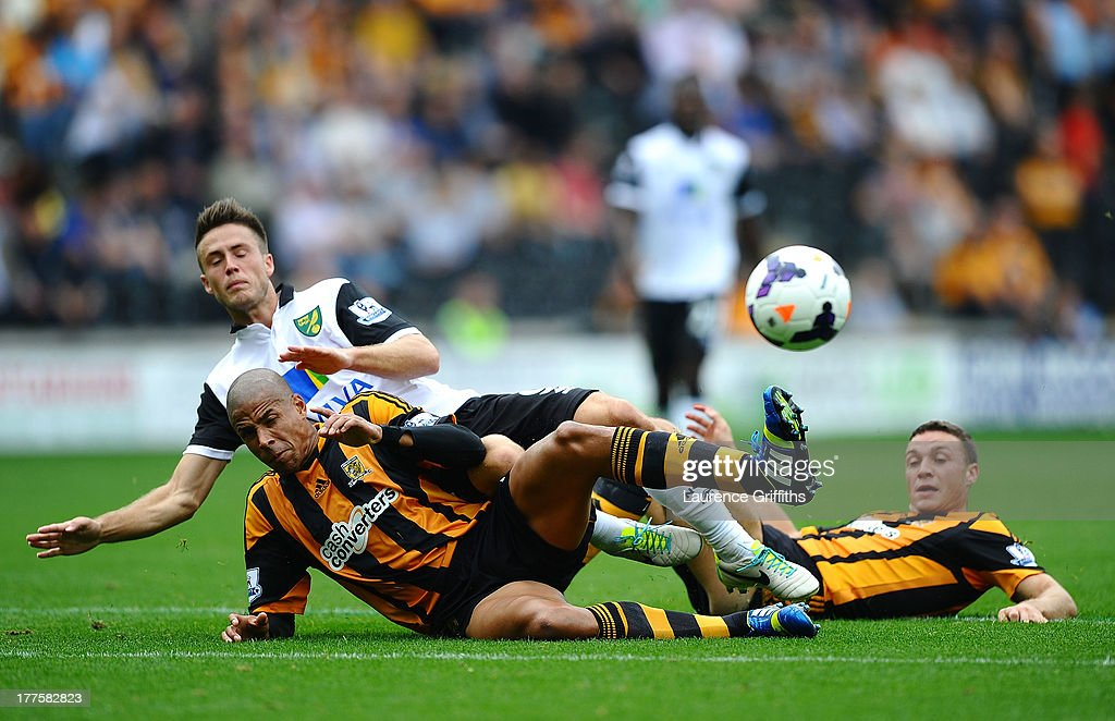 Hull City v Norwich City - Premier League