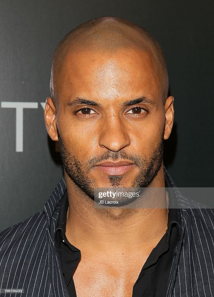 <a gi-track='captionPersonalityLinkClicked' href=/galleries/search?phrase=Ricky+Whittle&family=editorial&specificpeople=3358286 ng-click='$event.stopPropagation()'>Ricky Whittle</a> attends the W Magazine & Guess Host 30 Years of Fashion & Film Next Generation of Style Party at Laurel Hardware on January 8, 2013 in West Hollywood, California.