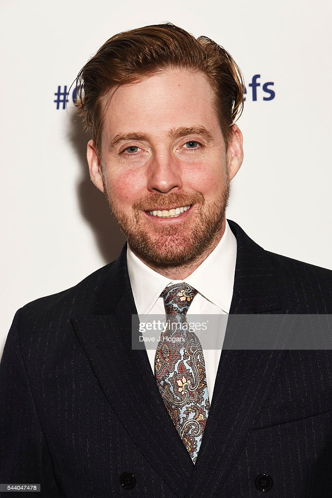 <a gi-track='captionPersonalityLinkClicked' href=/galleries/search?phrase=Ricky+Wilson&family=editorial&specificpeople=206907 ng-click='$event.stopPropagation()'>Ricky Wilson</a> poses for a photo during the Nordoff Robbins O2 Silver Clef Awards on July 1, 2016 in London, United Kingdom.