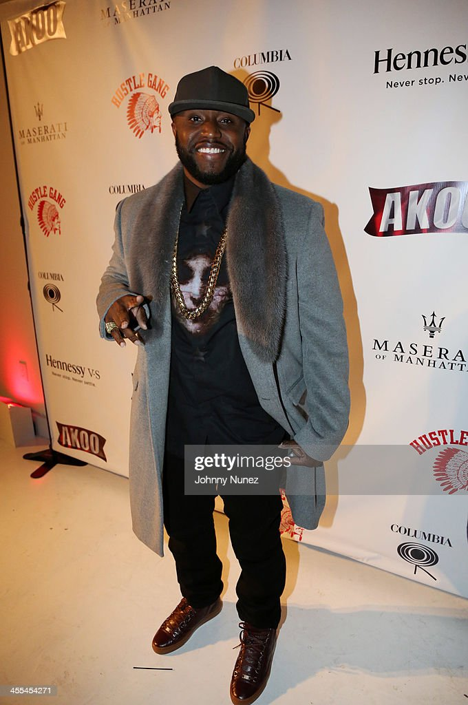 Rico Love attends the Book Of Kings launch event, hosted by T.I. and Iggy Azalea at Pillars 38 on December 11, 2013 in New York City.