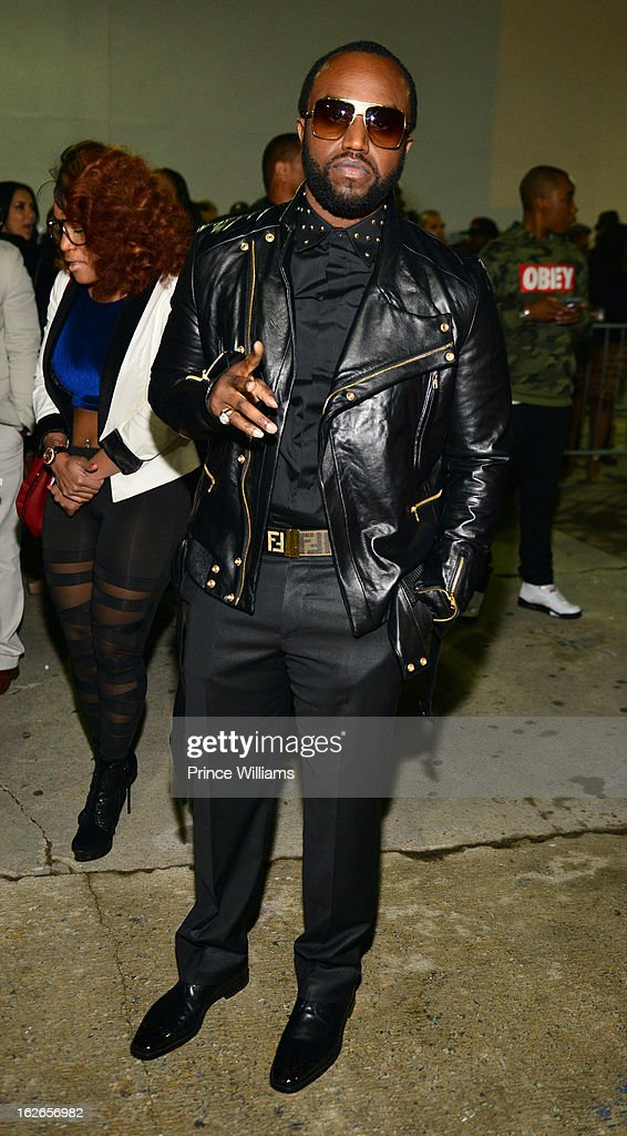 Rico Love attends the So So Def anniversary party hosted by Jay Z at Compound on February 23, 2013 in Atlanta, Georgia.