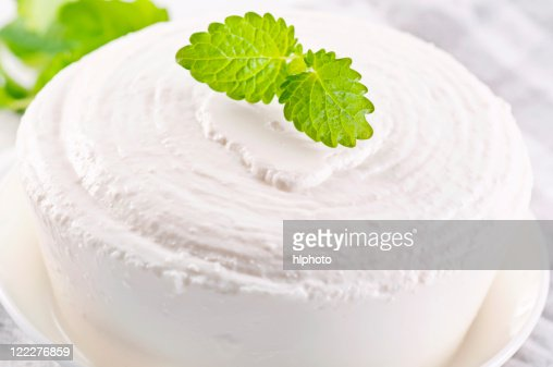 Ricotta : Stock Photo