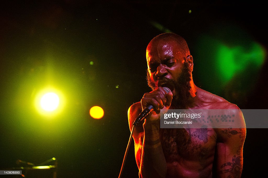 efused and Death Grips Perform t he Glass House Photos and ... - ^