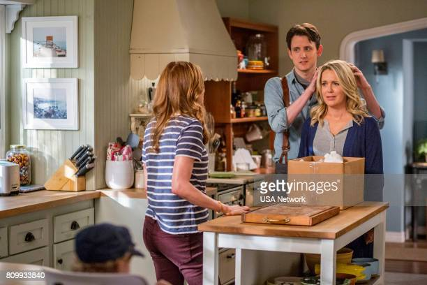 HOUSE 'Ride the Dragon' Episode 306 Pictured Zach Woods as Zach Harper Jessica St Clair as Emma Crawford
