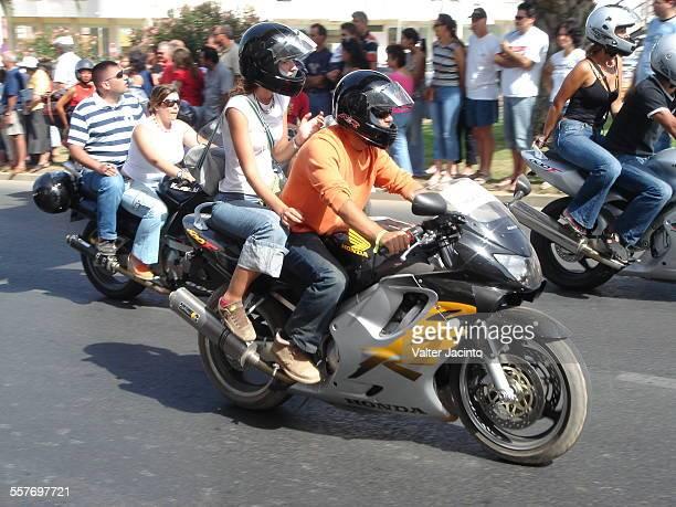 Rider in Faro Portugal July 17 2005