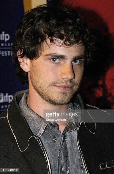Rider Strong during Los Angeles Film Festival Screening of Lions Gate 'Cabin Fever' at Laemmle's Sunset 5 Cinemas in West Hollywood California United...