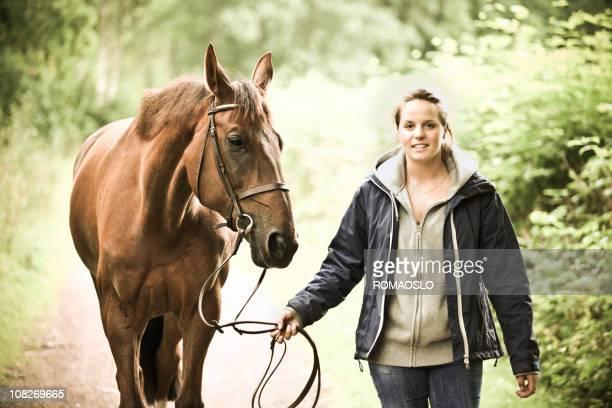 Ihr Pferd Fahrer zu