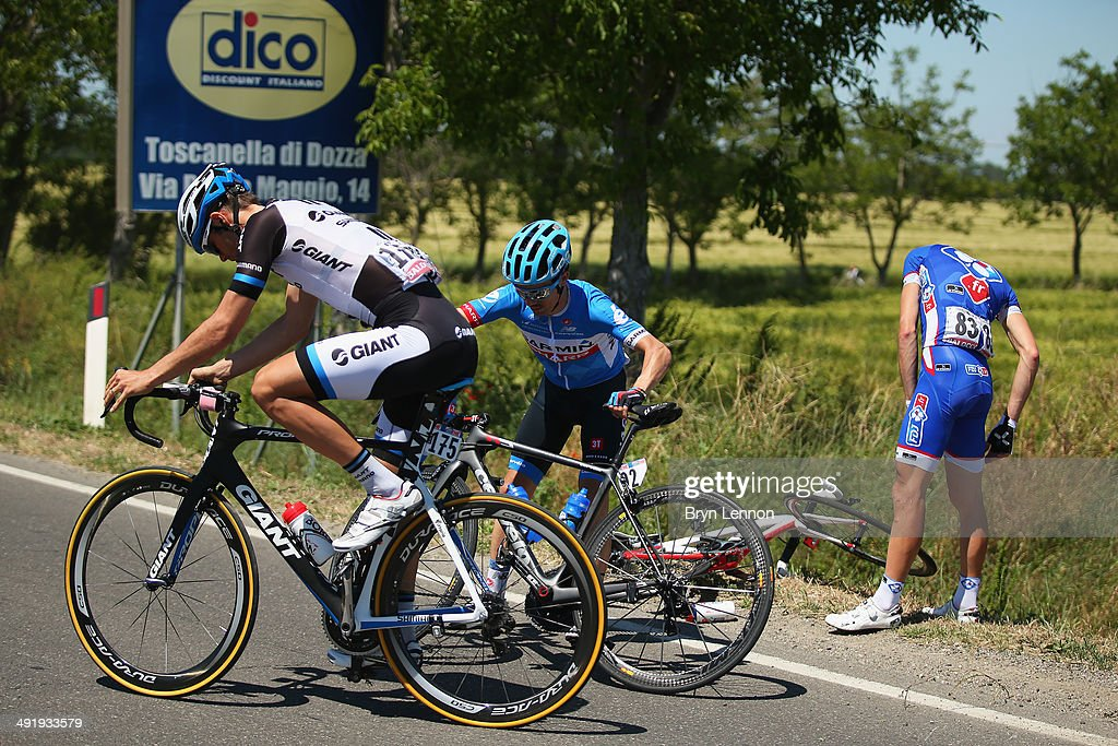 2014 Giro d'Italia - Stage Nine
