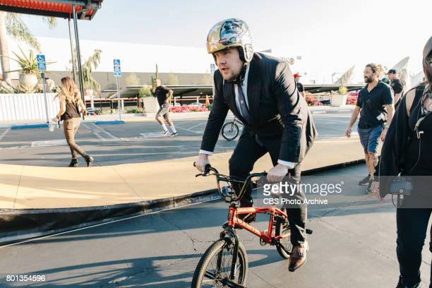 Riders from the Nitro World Games perform during 'The Late Late Show with James Corden' Thursday June 22 2017 On The CBS Television Network