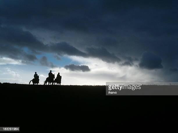Riders sulla tempesta