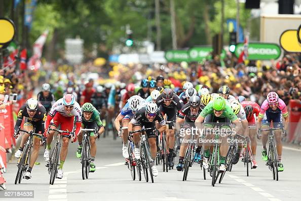 Cycling - Tour de France 2015