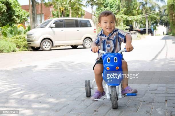 Reiten Fahrrad