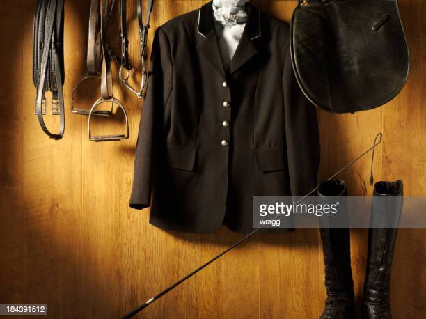 Riding Clothes and Equine Equipment