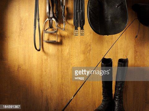 Riding Equipment Hanging