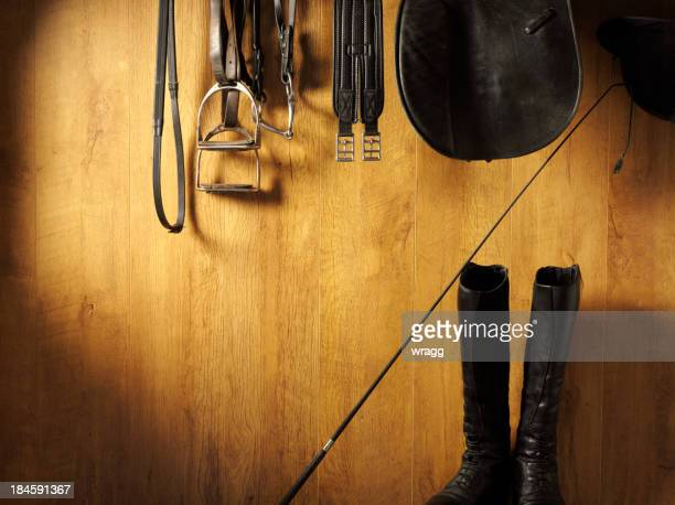 Riding Equipment Hanging