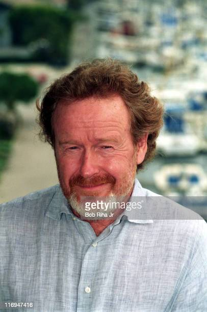 Ridley Scott 1996 Portrait Shoot in Mariina Del Rey California United States