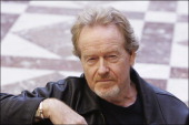 Ridley scott promoting his new movie kingdom of heaven at the hotel picture id108400333?s=170x170