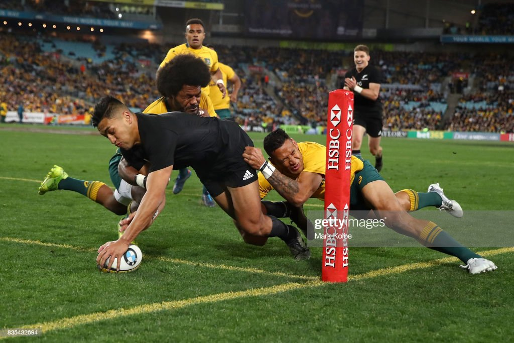 Australia v New Zealand - The Rugby Championship