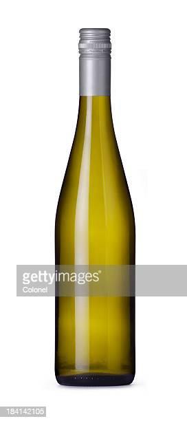 Riesling botella de vino