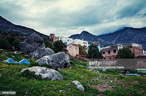 Rif mountains in Chefchaouen