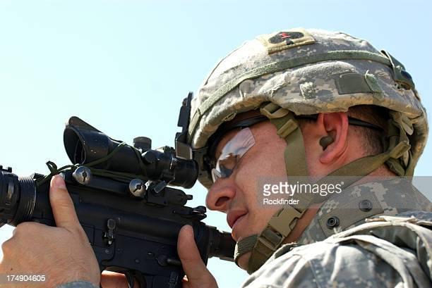 Soldat fusil