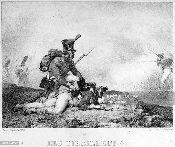 'Riflemen' 19th century