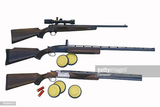 Rifles and skeet