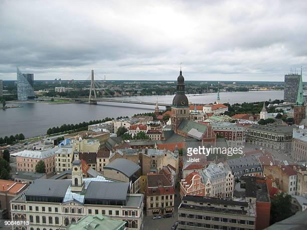 Riga City, Latvia