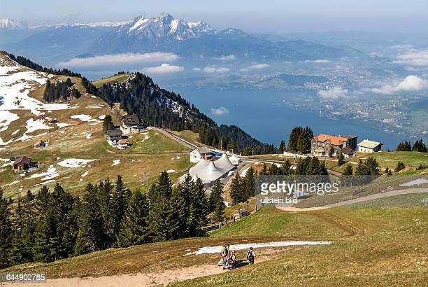 mt rigi stock photos and pictures getty images