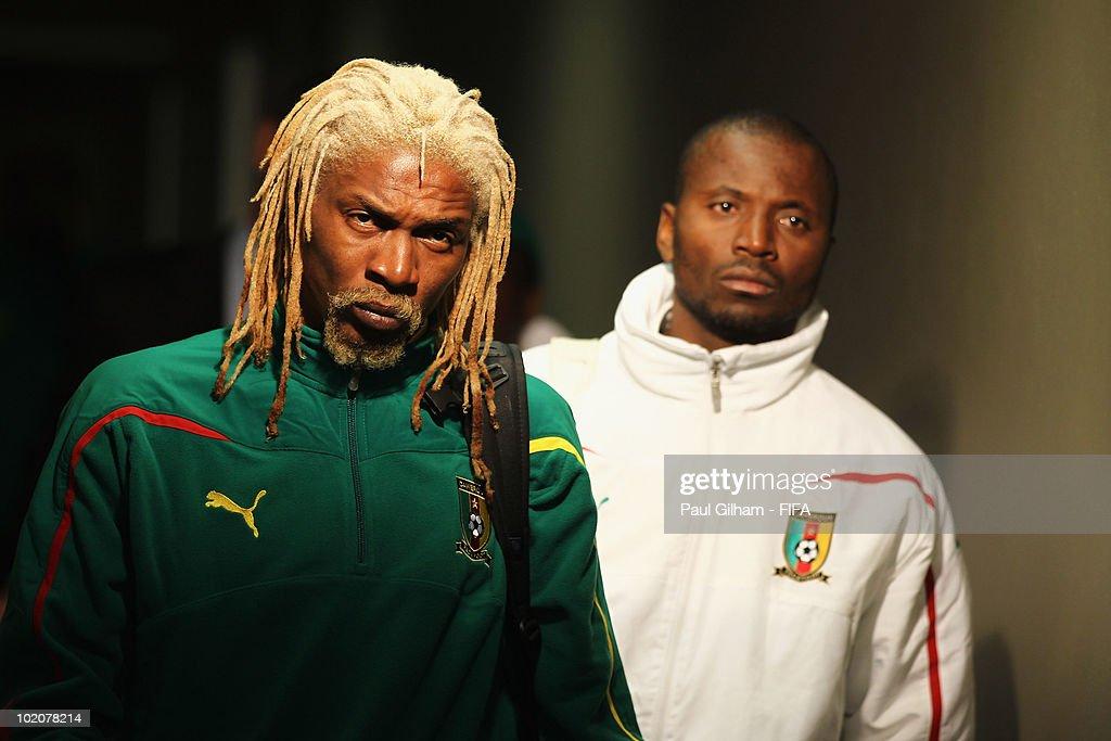 Japan v Cameroon: Group E - 2010 FIFA World Cup