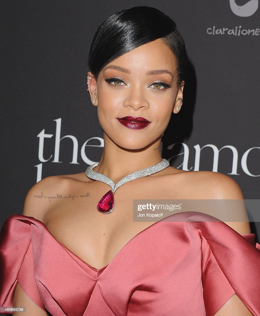 Rihanna's First Annual... Rihanna's
