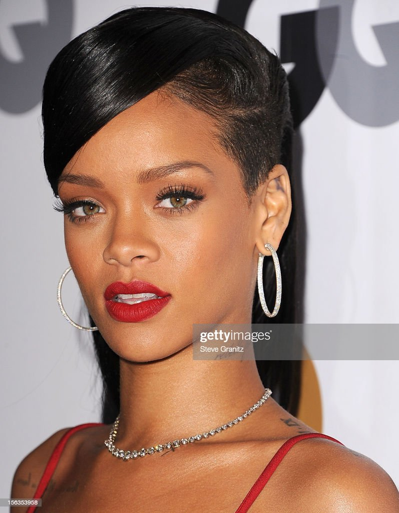 <a gi-track='captionPersonalityLinkClicked' href=/galleries/search?phrase=Rihanna&family=editorial&specificpeople=453439 ng-click='$event.stopPropagation()'>Rihanna</a> arrives at the GQ Men Of The Year Party at Chateau Marmont on November 13, 2012 in Los Angeles, California.