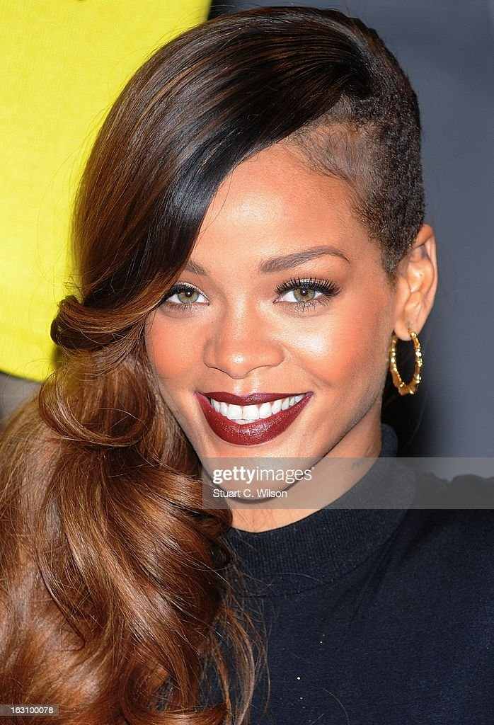 <a gi-track='captionPersonalityLinkClicked' href=/galleries/search?phrase=Rihanna&family=editorial&specificpeople=453439 ng-click='$event.stopPropagation()'>Rihanna</a> attends as the <a gi-track='captionPersonalityLinkClicked' href=/galleries/search?phrase=Rihanna&family=editorial&specificpeople=453439 ng-click='$event.stopPropagation()'>Rihanna</a> for River Island collection is launched at the Oxford Street River Island store on March 4, 2013 in London, England.