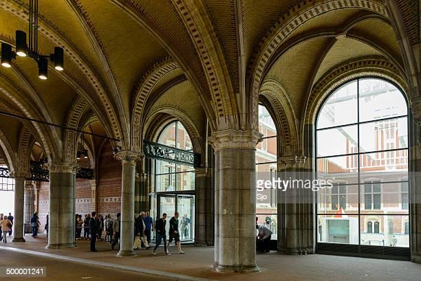 Rijksmuseum Entrance