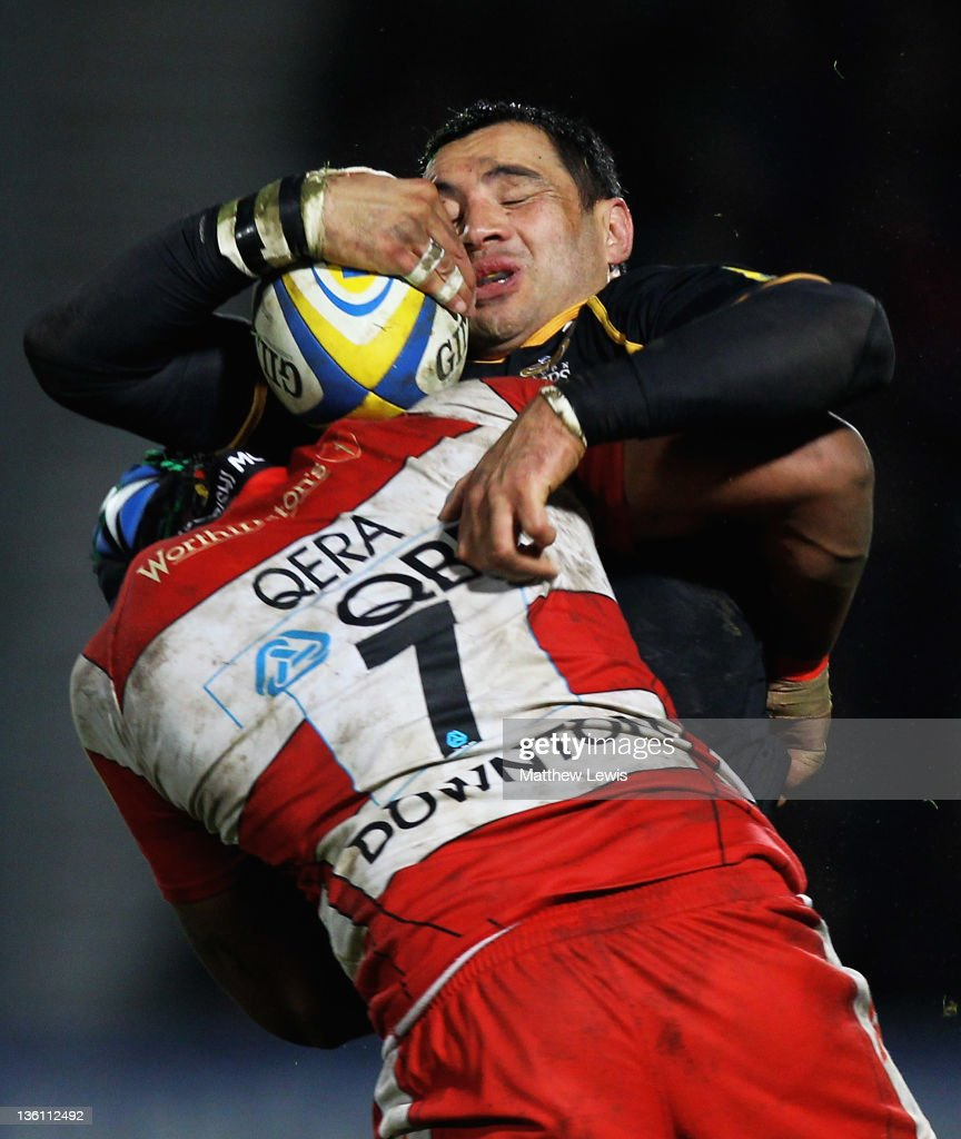 Gloucester v London Wasps - Aviva Premiership