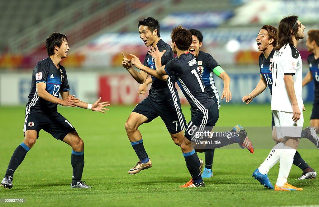 Japan v Iraq - AFC U-23 Championship Semi Final