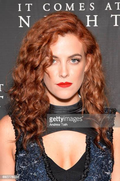 Riley Keough attends the 'It Comes At Night' New York premiere at Metrograph on June 5 2017 in New York City