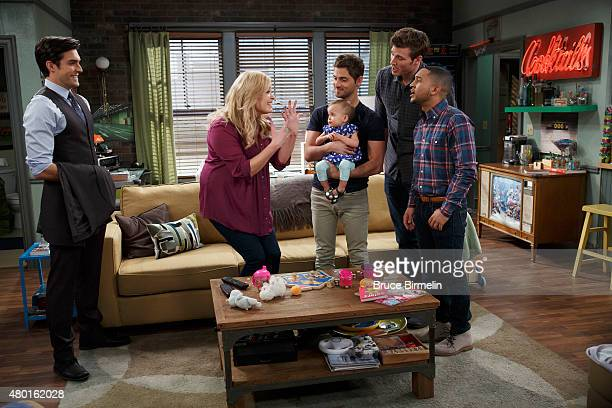 DADDY 'Ring Around the Party' Ben is determined to beat Ross at his own game an allnew episode of 'Baby Daddy' airing Wednesday July 15th 2015 at...