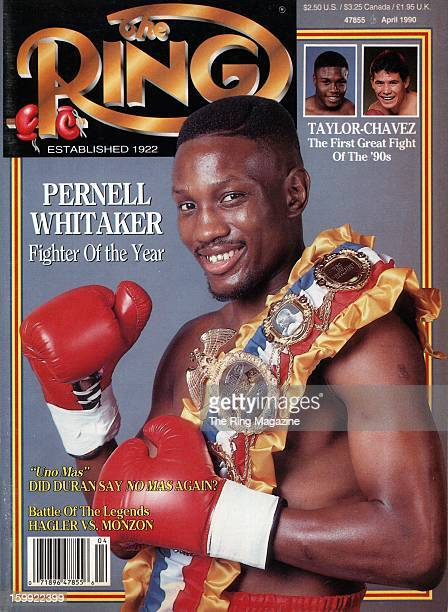 Pernell Whitaker Stock Photos and Pictures   Getty Images