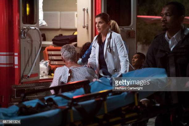 S ANATOMY 'Ring of Fire' The doctors' lives are at risk after a dangerous patient escapes the hospital room Alex must make a hard choice in his...